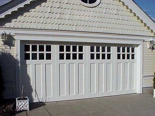 Model T Doors Garage Doors Inc Custom Wood Garage Doors