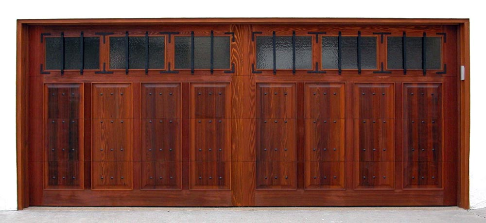 16x7 garage doorModel T doorsGarage Doors Inc Custom Wood Garage Doors