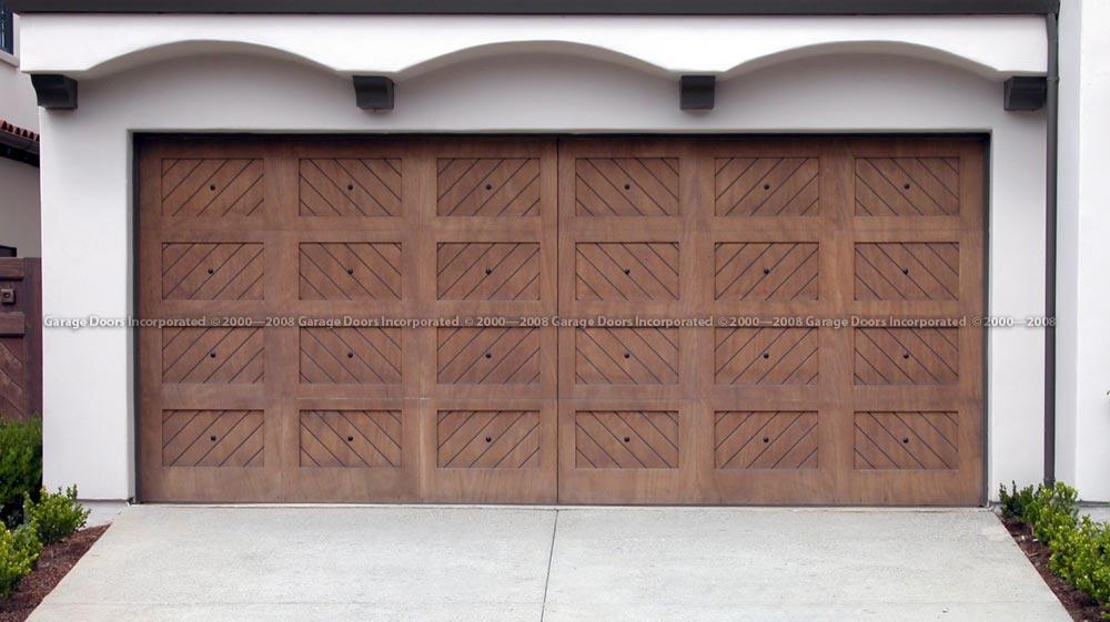 Villa felice ex&le 2 garage door picture & Plantation Series doorsu2014Garage Doors Inc. Custom Wood Garage Doors pezcame.com