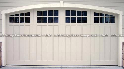 Plantation Series Doors Garage Doors Inc Custom Wood