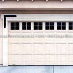 Stockton garage door picture